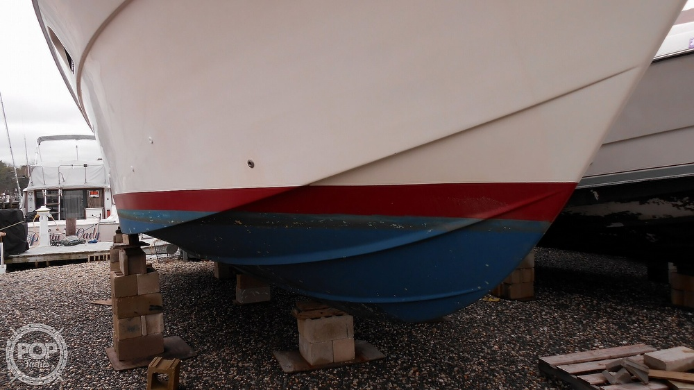1981 Silverton boat for sale, model of the boat is 37 Convertible & Image # 37 of 40