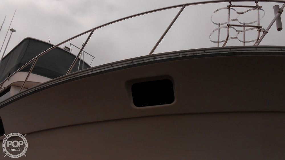 1981 Silverton boat for sale, model of the boat is 37 Convertible & Image # 38 of 40