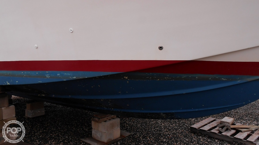 1981 Silverton boat for sale, model of the boat is 37 Convertible & Image # 40 of 40
