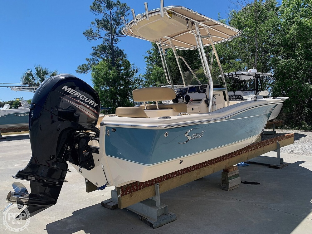 2016 Scout boat for sale, model of the boat is 195 Sportfish & Image # 3 of 40