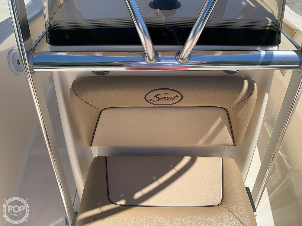 2016 Scout boat for sale, model of the boat is 195 Sportfish & Image # 15 of 40