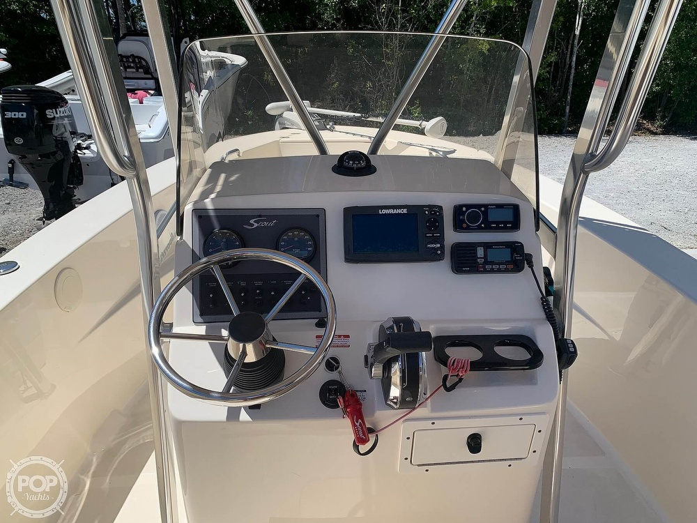 2016 Scout boat for sale, model of the boat is 195 Sportfish & Image # 6 of 40