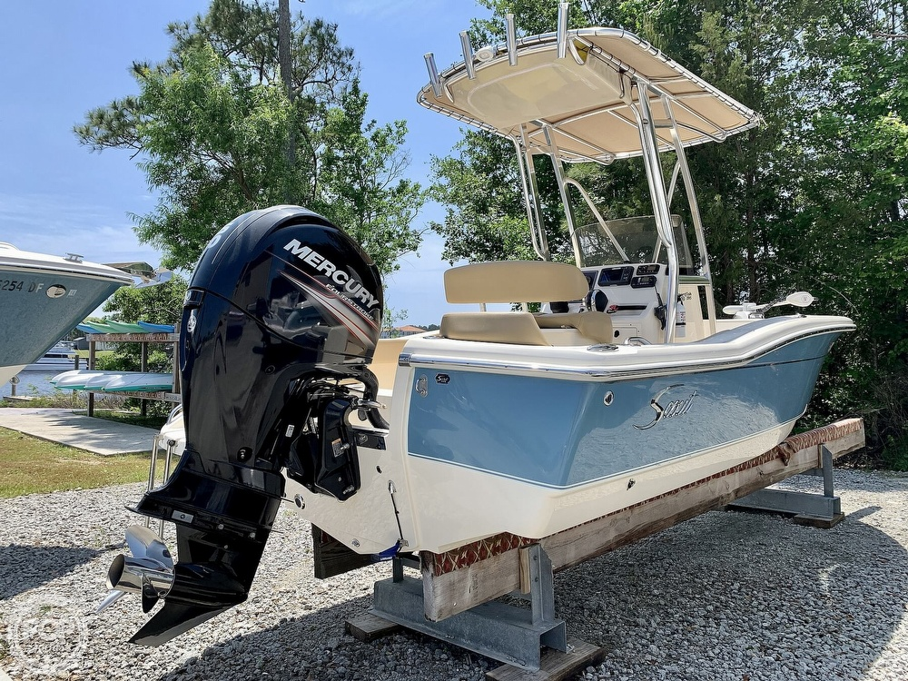 2016 Scout boat for sale, model of the boat is 195 Sportfish & Image # 21 of 40
