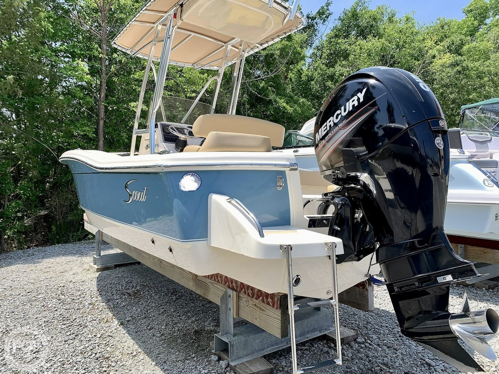 2016 Scout boat for sale, model of the boat is 195 Sportfish & Image # 22 of 40