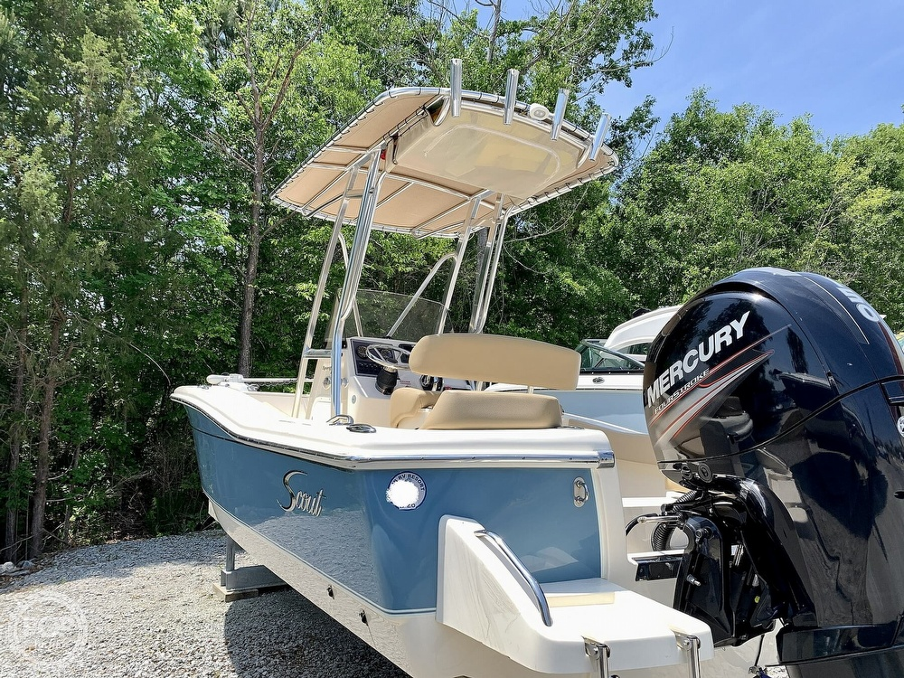 2016 Scout boat for sale, model of the boat is 195 Sportfish & Image # 4 of 40