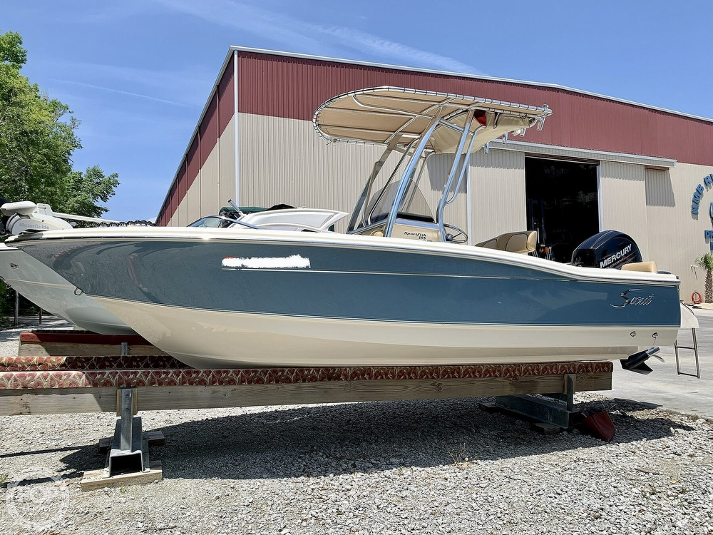 2016 Scout boat for sale, model of the boat is 195 Sportfish & Image # 2 of 40