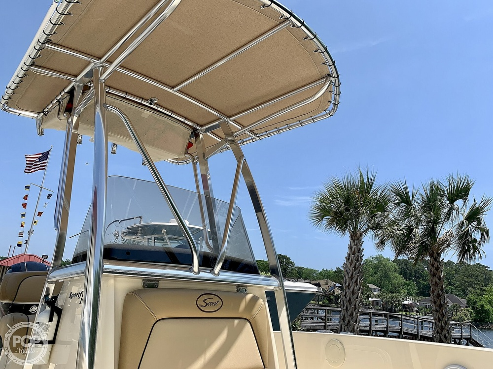2016 Scout boat for sale, model of the boat is 195 Sportfish & Image # 26 of 40