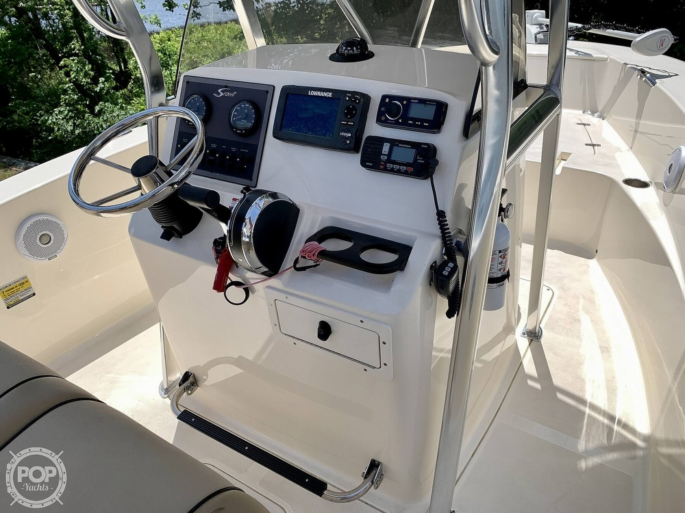 2016 Scout boat for sale, model of the boat is 195 Sportfish & Image # 8 of 40