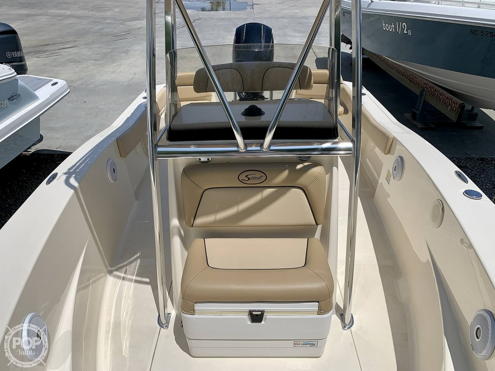 2016 Scout boat for sale, model of the boat is 195 Sportfish & Image # 11 of 40