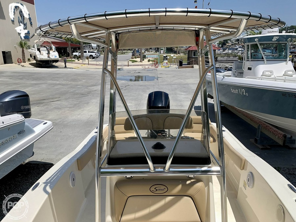 2016 Scout boat for sale, model of the boat is 195 Sportfish & Image # 7 of 40