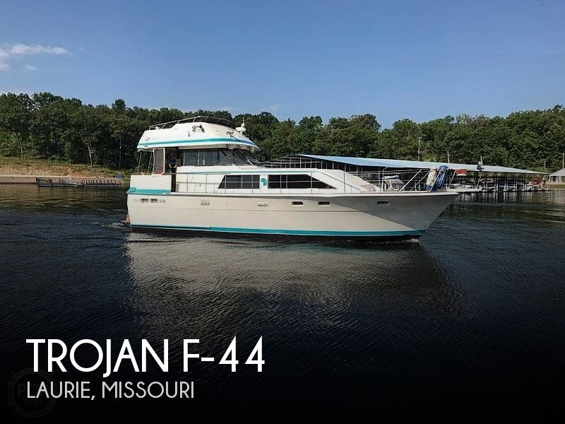 Used Trojan Boats For Sale by owner | 1980 Trojan 44