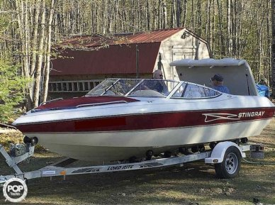 1999 Stingray 190 LX - #1