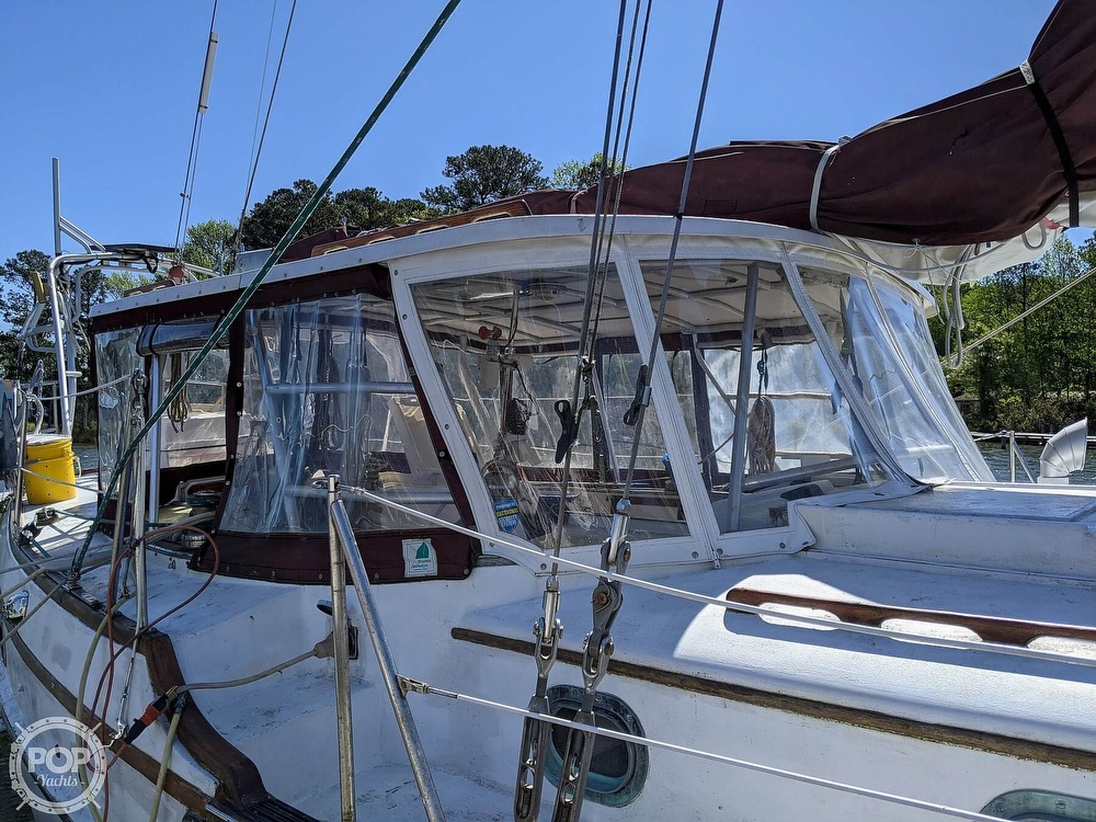 1978 CSY boat for sale, model of the boat is 44 & Image # 2 of 40