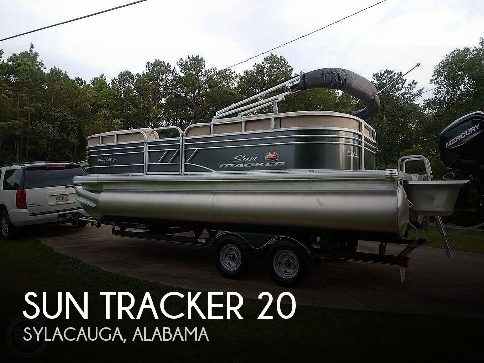 Used Sun Tracker Pontoon Boats For Sale by owner | 2020 Sun Tracker 20