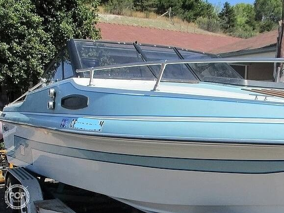 1992 Hydro Swift boat for sale, model of the boat is II 2200 & Image # 12 of 15