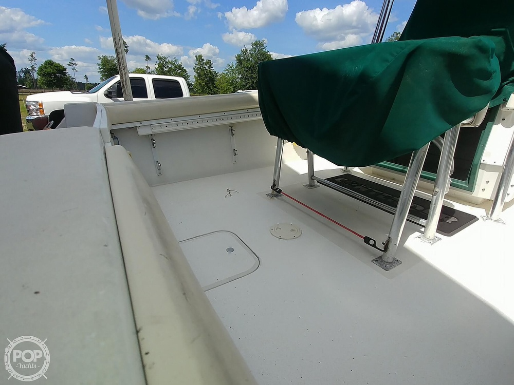 1995 Contender boat for sale, model of the boat is 21 & Image # 22 of 40
