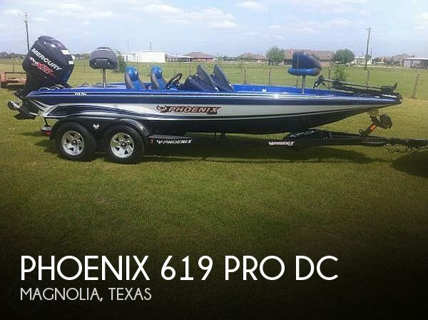 Used Phoenix Boats For Sale by owner | 2014 Phoenix 619 Pro DC