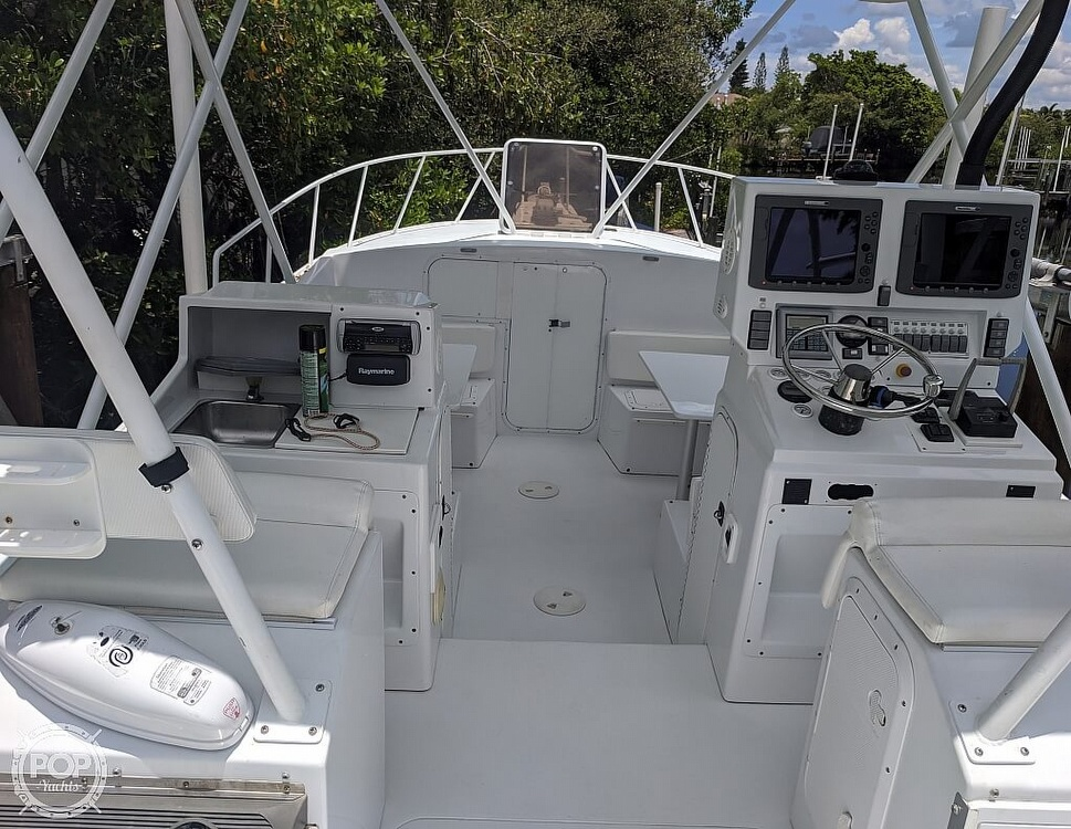 1972 Seabird boat for sale, model of the boat is Bimini Express 28 & Image # 14 of 40