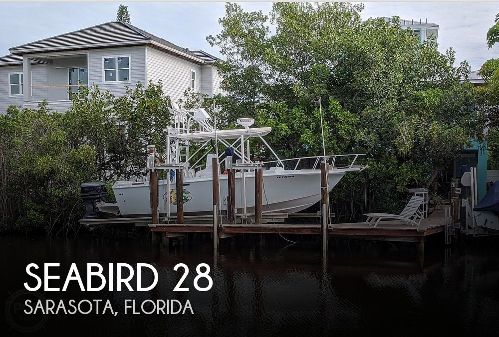 Used Seabird Boats For Sale by owner | 1972 Seabird Bimini Express 28