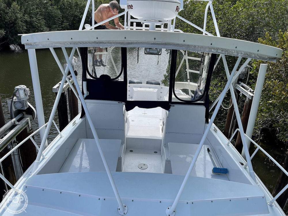 1972 Seabird boat for sale, model of the boat is Bimini Express 28 & Image # 12 of 40