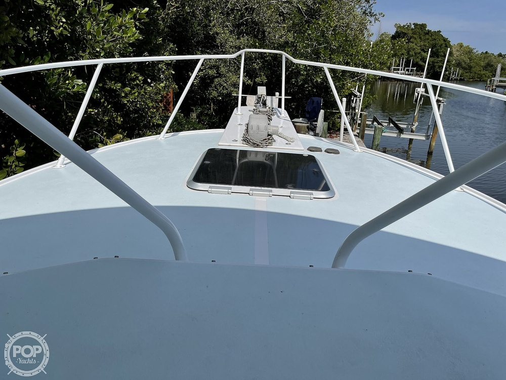 1972 Seabird boat for sale, model of the boat is Bimini Express 28 & Image # 17 of 40