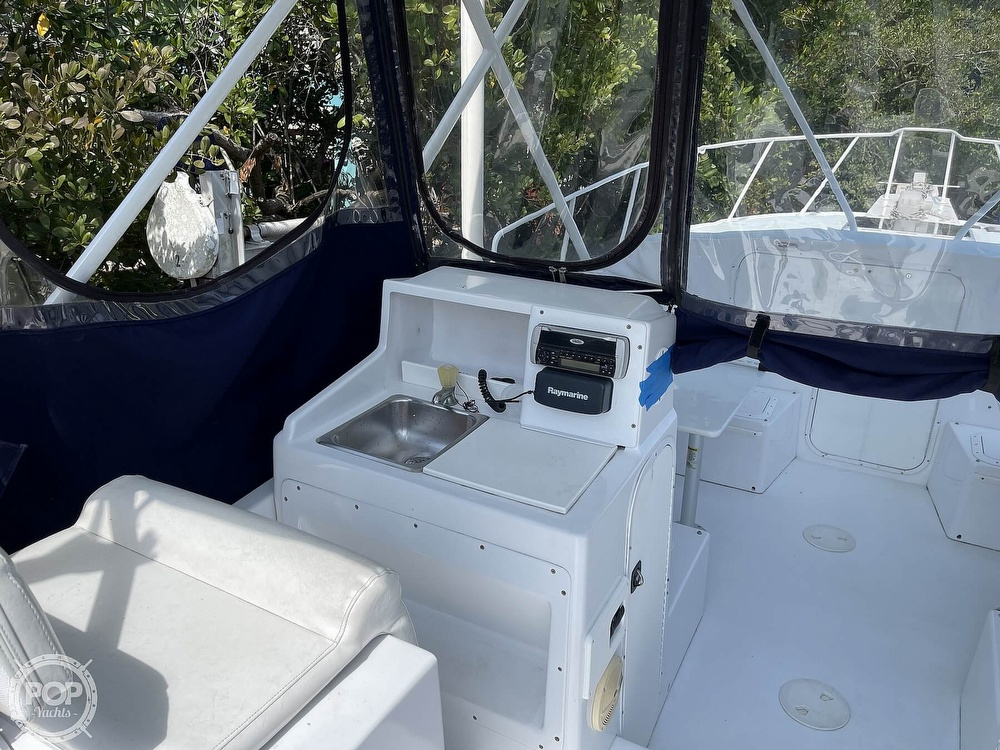 1972 Seabird boat for sale, model of the boat is Bimini Express 28 & Image # 31 of 40