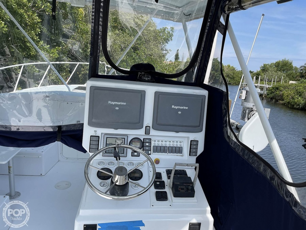 1972 Seabird boat for sale, model of the boat is Bimini Express 28 & Image # 24 of 40