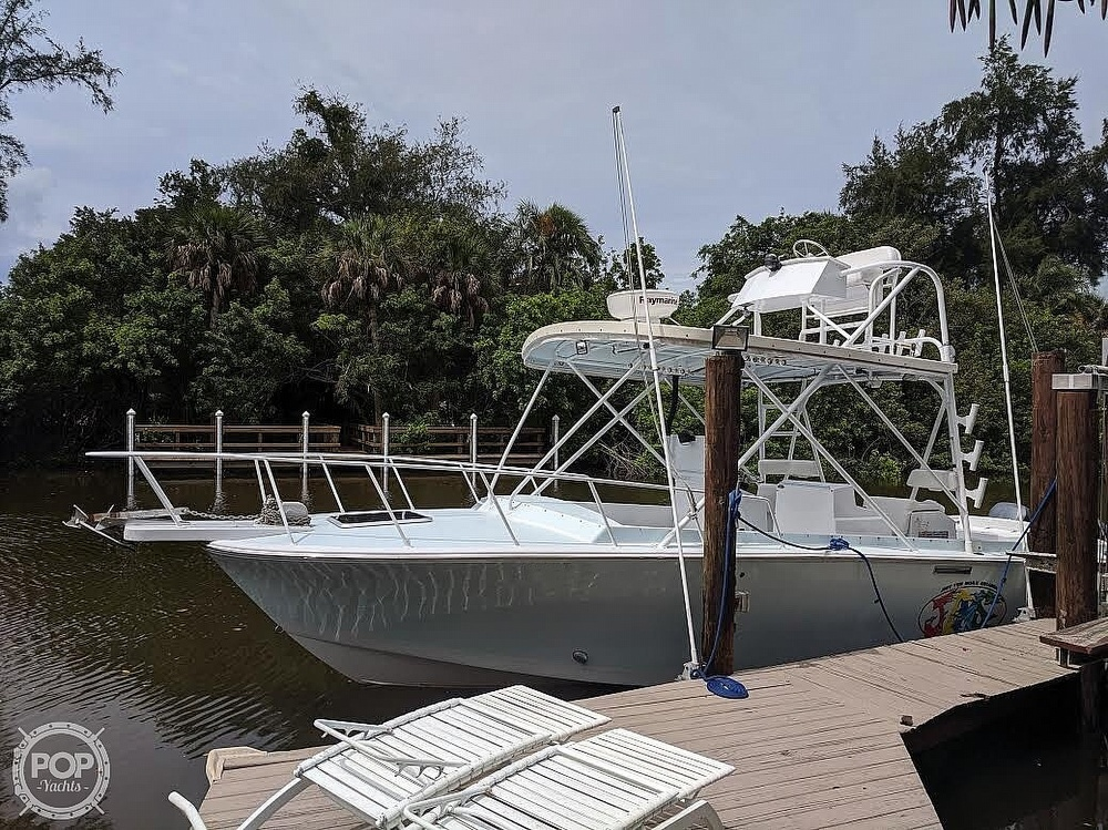 1972 Seabird boat for sale, model of the boat is Bimini Express 28 & Image # 4 of 40