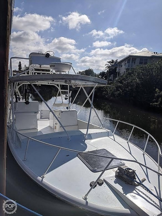 1972 Seabird boat for sale, model of the boat is Bimini Express 28 & Image # 2 of 40