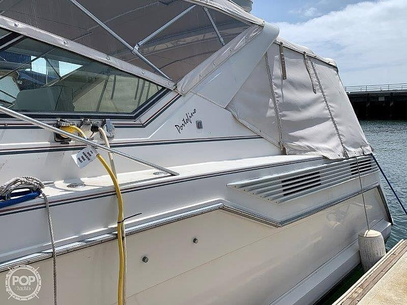 1990 Wellcraft boat for sale, model of the boat is portofino 4300 & Image # 4 of 40