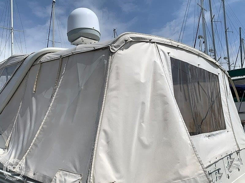 1990 Wellcraft boat for sale, model of the boat is portofino 4300 & Image # 8 of 40