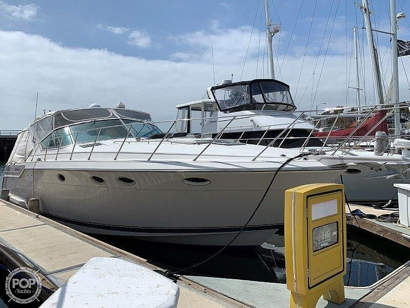 1990 Wellcraft boat for sale, model of the boat is portofino 4300 & Image # 10 of 40