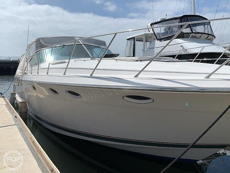 1990 Wellcraft boat for sale, model of the boat is portofino 4300 & Image # 11 of 40