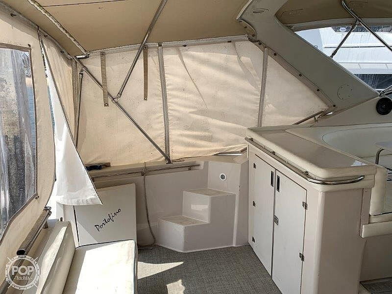1990 Wellcraft boat for sale, model of the boat is portofino 4300 & Image # 32 of 40