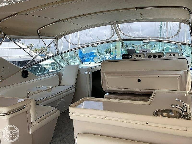1990 Wellcraft boat for sale, model of the boat is portofino 4300 & Image # 33 of 40