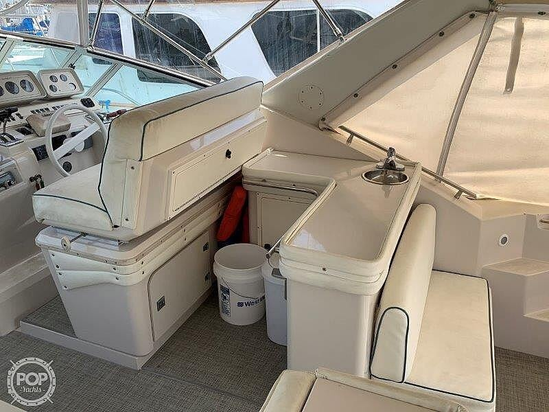 1990 Wellcraft boat for sale, model of the boat is portofino 4300 & Image # 37 of 40