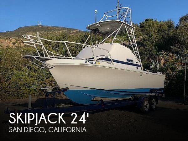 Used Skipjack Boats For Sale by owner | 1973 Skipjack 23