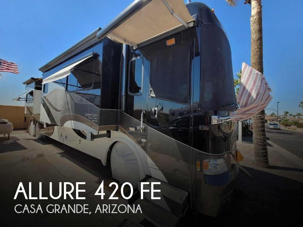 2008 Country Coach Allure 420 FE