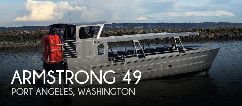 Used Boats For Sale in Bremerton, Washington by owner | 2018 Custom 49 Pax Coi
