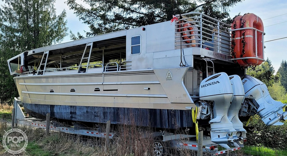 2018 Armstrong boat for sale, model of the boat is 49 Pax COI & Image # 23 of 40