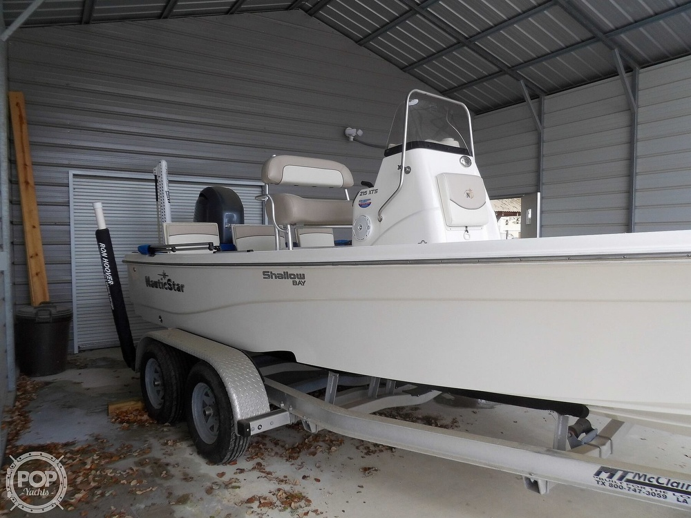 2017 Nautic Star boat for sale, model of the boat is 215 XTS Shallow Bay & Image # 19 of 40