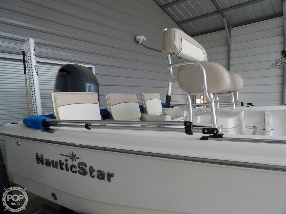 2017 Nautic Star boat for sale, model of the boat is 215 XTS Shallow Bay & Image # 22 of 40