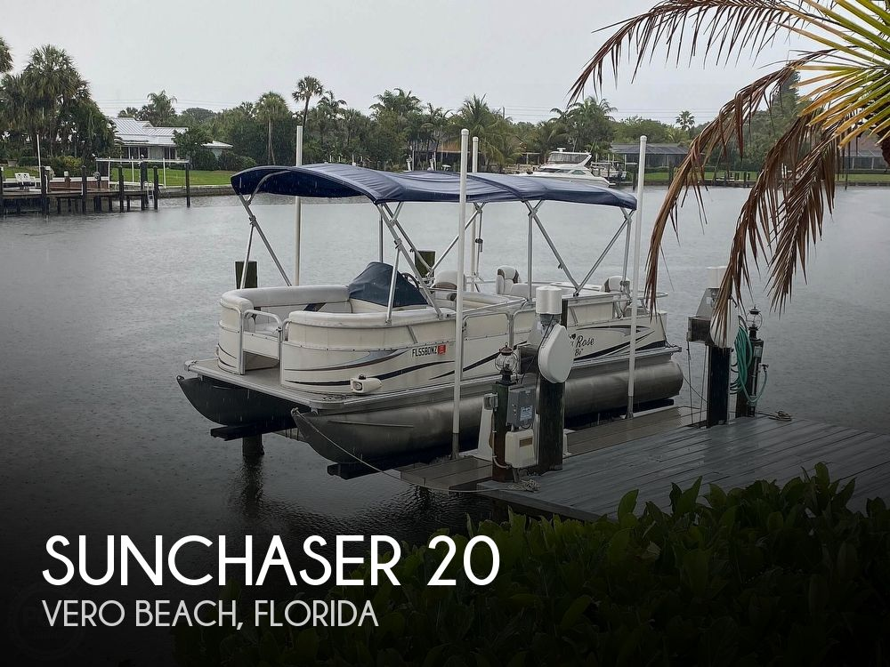 Used Sunchaser Boats For Sale by owner | 2010 Sunchaser 20