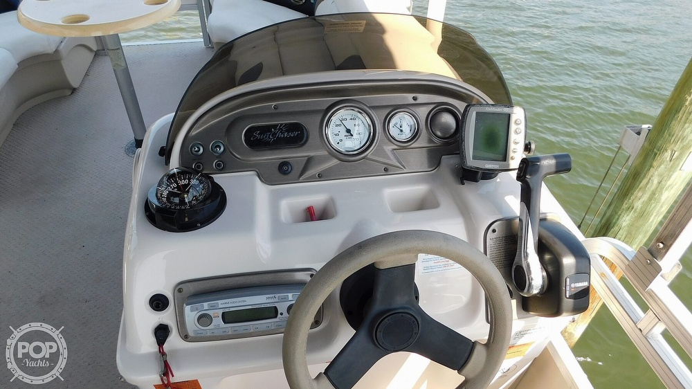 2010 SunChaser boat for sale, model of the boat is 820 & Image # 30 of 40