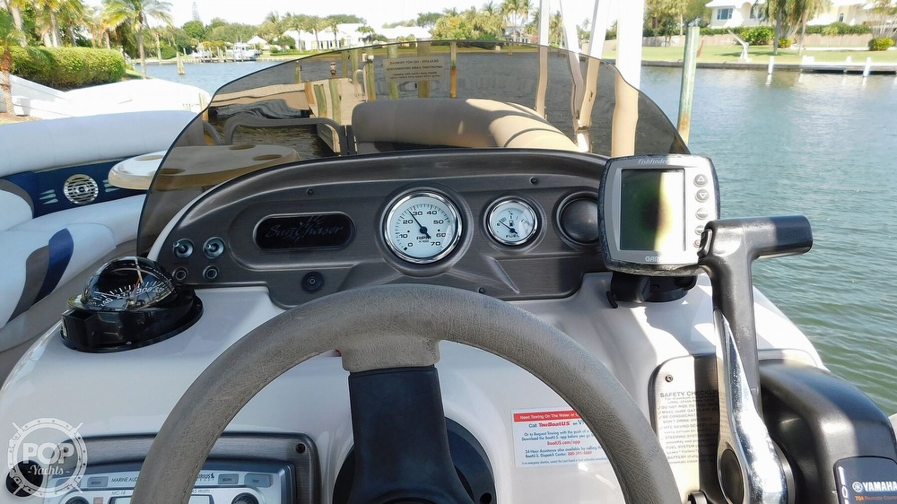2010 SunChaser boat for sale, model of the boat is 820 & Image # 34 of 40