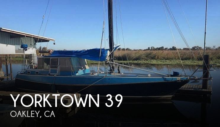 Used Yorktown Boats For Sale by owner | 1975 Yorktown 1939