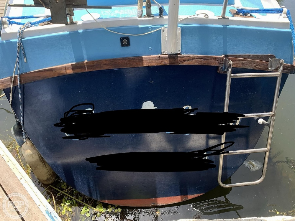 1975 Yorktown boat for sale, model of the boat is 39 & Image # 20 of 40