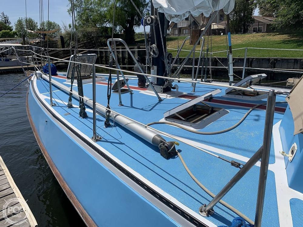1975 Yorktown boat for sale, model of the boat is 39 & Image # 25 of 40