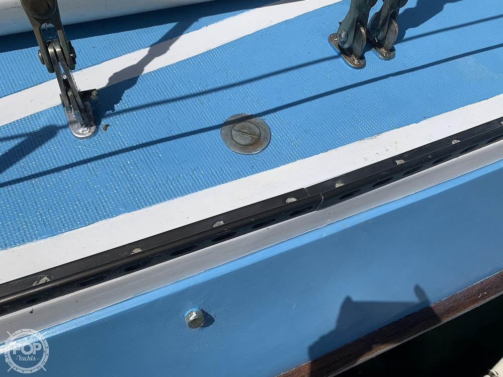 1975 Yorktown boat for sale, model of the boat is 39 & Image # 30 of 40
