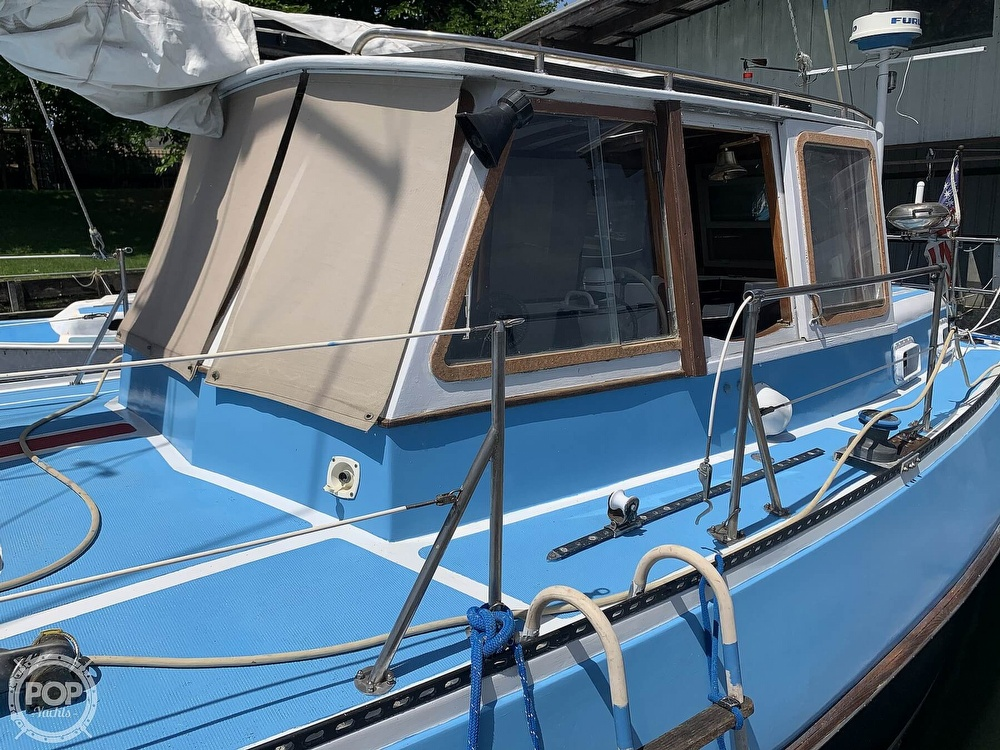 1975 Yorktown boat for sale, model of the boat is 39 & Image # 31 of 40